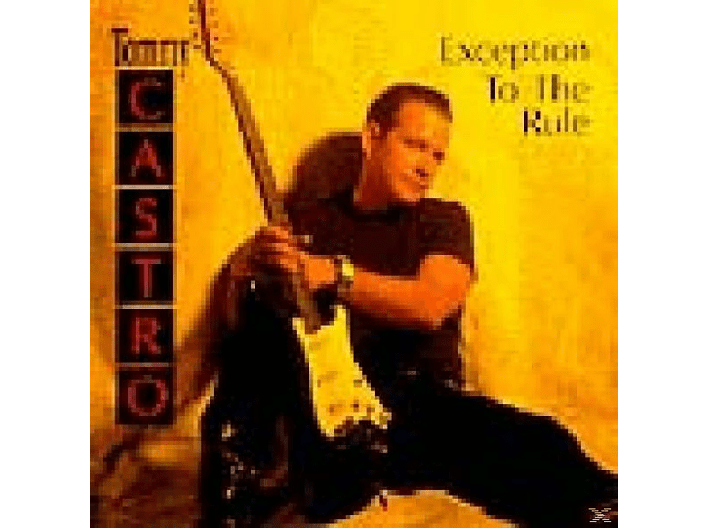 Tommy Castro - Exception To The Rule [CD]