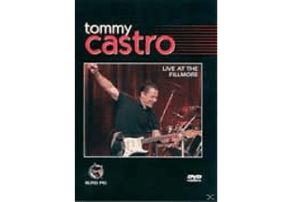 Tommy Castro - Live At The Fillmore [DVD]