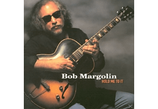 Bob Margolin - HOLD ME TO IT - (CD)