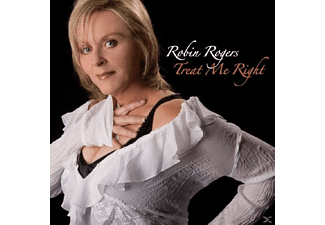 Robin Rogers - Treat Me Right - (CD)