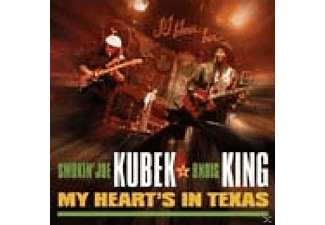 Bnois King - My Heart's in Texas - (CD)