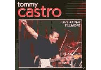 Tommy Castro - Live At The Fillmore - (CD)