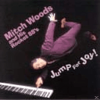 Mitch & His Rockets 88's Woods - Jump For Joy [CD]