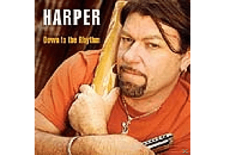 Harper - DOWN TO THE RHYTHM - (CD)