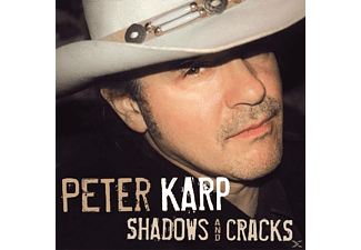 Peter Karp - SHADOWS AND CRACKS - (CD)
