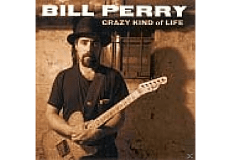 Perry,Bill Feat.Havens,Ritchie - Crazy Kind Of Life - (CD)