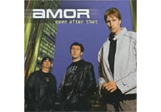 Amor.Jon - Even After Years - (CD)