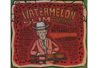 Watermelon Slim - THE WHEEL MAN - (CD)