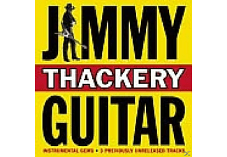 Jimmy Thackery - GUITAR - (CD)