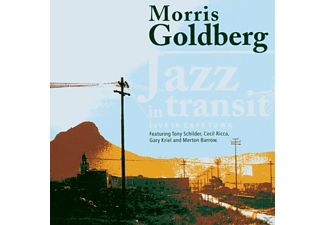 Morris Goldberg - Jazz In Transit Live - (CD)