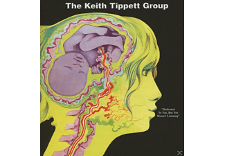 Keith Group Tippett - Dedicated To You, But You Weren't Listening - (CD)