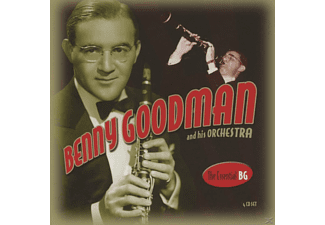Benny Goodman - The Essential BG - (CD)