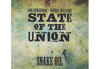 State Of The Union - Snake Oil - (CD)