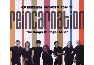 O'brien Party Of 7 - Reincarnation: The Songs Of Roger Miller - (CD)