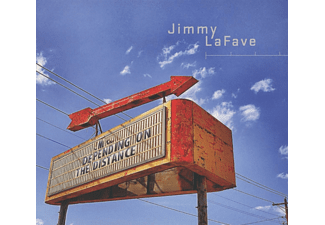 Jimmy Lafave - Depending On The Distance - (CD)