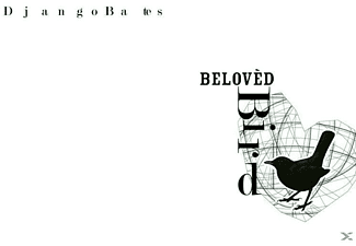 Django Bates - Beloved Bird - (CD)