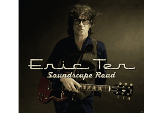 Eric Ter - Soundscape Road - (CD)