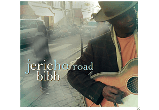 Eric Bibb - Jericho Road - (CD)
