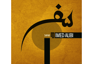 Imed Alibi - Safar - (CD)