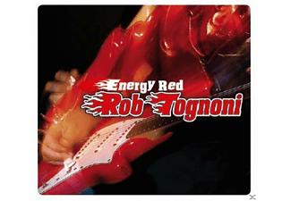 Rob Tognoni - Energy Red - (CD)