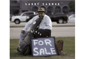 Garner Larry - Blues For Sale - (CD)