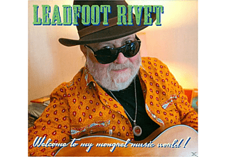 Leadfoot Rivet, VARIOUS - Welcome To My Mongrel Music World! - (CD)
