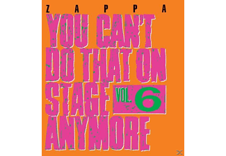 Frank Zappa - You Can't Do That On Stage Anymore Vol.6 - (CD)