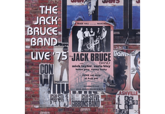 The Jack Bruce Band - Live '75 (CD)