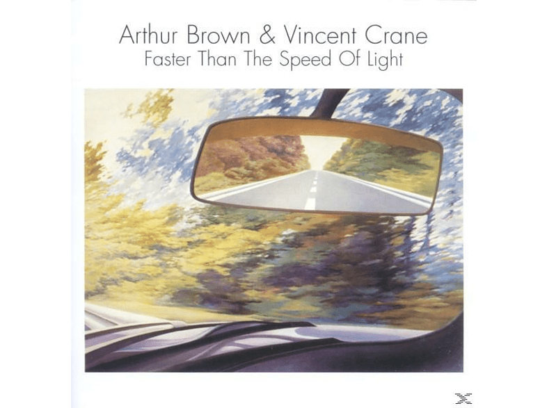 Arthur & Vincent Crane Brown - Faster Than The Speed Of Light (Remast.) [CD]