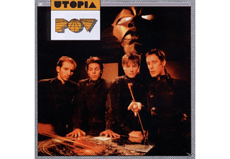 Utopia - Pov (Expanded+Remastered) - (CD)