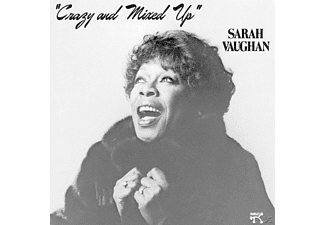 Sarah Vaughan - Crazy And Mixed Up - (CD)