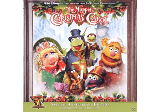 VARIOUS - The Muppets Christmas Carol - (CD)