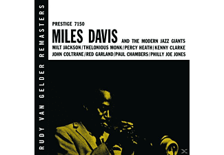 Miles & Various Davis, Miles Davis - The Modern Jazz Giants (Rudy Van Gelder Remaster) - (CD)