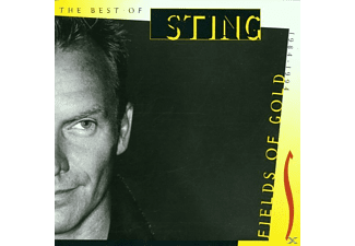 Sting - FIELDS OF GOLD - BEST OF 1984-94 - (CD)