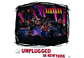 Nirvana Mtv Unplugged In New York Rock CD