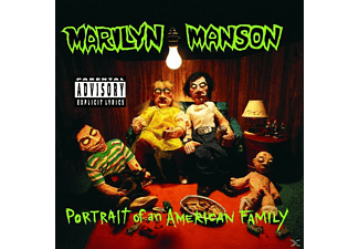 Marilyn Manson - Portrait Of An American Family - (CD)