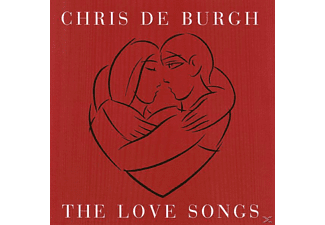 Chris De Burgh The Love Songs Pop CD
