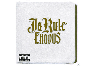 Ja Rule Exodus Pop CD