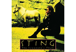 Sting - Ten Summoner's Tales - (CD EXTRA/Enhanced)