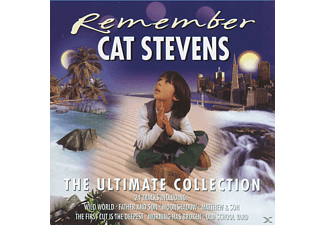 Cat Stevens REMEMBER - THE ULTIMATE COLLECTION Pop CD
