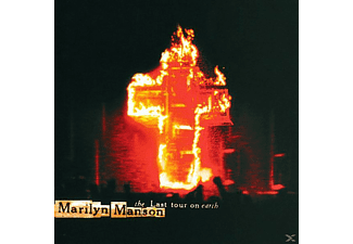 Marilyn Manson - Last Tour On Earth (Live) - (CD)