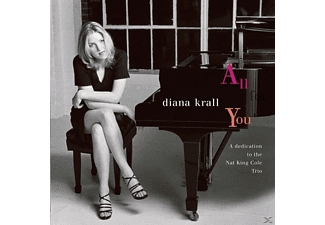 Diana Krall All For You Jazz/Blues CD