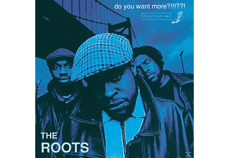 The Roots - DO YOU WANT MORE?!!!??! - (CD)