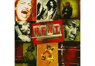 VARIOUS, Div Broadway Cast Recording - Rent/Broadway Cast Recording - (CD)