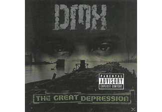 DMX - The Great Depression - (CD)