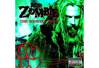 Rob Zombie - The Sinister Urge - (CD)