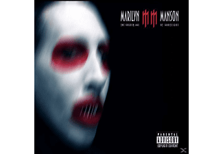 Marilyn Manson Golden Age Of Grotesque Heavy Metal CD