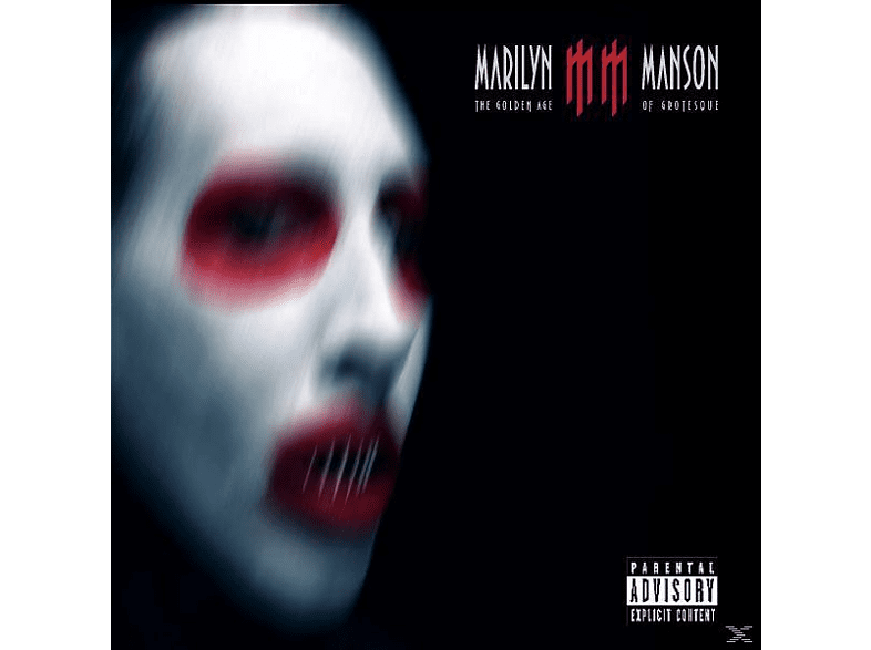 Marilyn Manson - Golden Age Of Grotesque [CD]