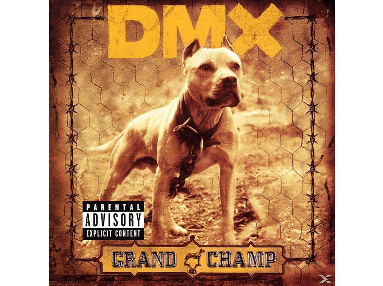 DMX - THE GRAND CHAMP [CD]
