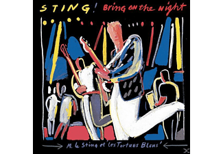 Sting & Les Tortues Bleus, Sting - Bring On The Night (Remastered) - (CD)